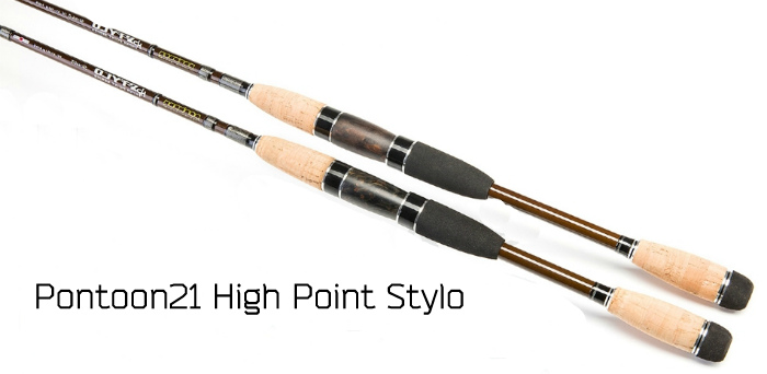 ТОП-1 спиннинг для форели - Pontoon21 High Point Stylo